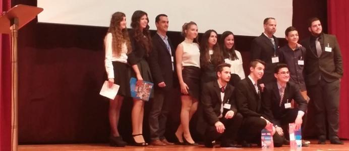 Ολοκληρώθηκε με επιτυχία το 1ο Συνέδριο Μαθητών Λυκείου των Ελληνογαλλικών Σχολείων