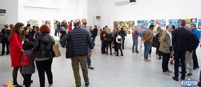 Art Bazaar του Κολεγίου «ΔΕΛΑΣΑΛ»