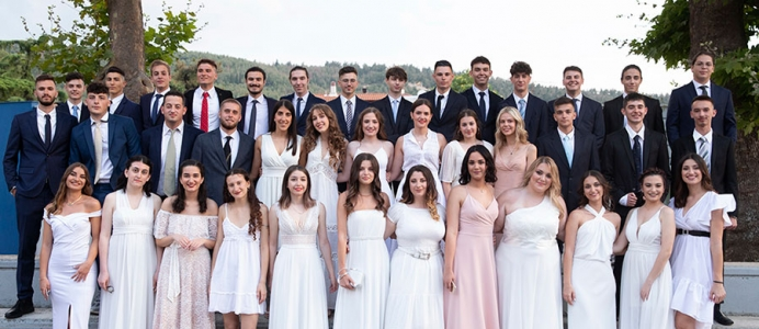 Τελετή Αποφοίτησης της Γ' Λυκείου του Κολεγίου «ΔΕΛΑΣΑΛ»