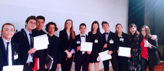 La Salle Ελλάδας - World Leaders in Debate