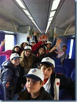 Στο τρένο με προορισμό την Αθήνα