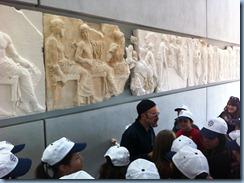 Ξενάγηση στο νέο Μουσείο της Ακρόπολης