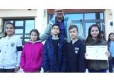 Διάκριση στον 15ο διαγωνισμό μαθηματικών με τίτλο «Μαθηματικά της Φύσης και της Ζωής»