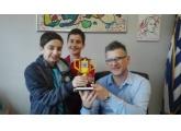 Διάκριση μαθητών Δημοτικού «ΔΕΛΑΣΑΛ» στη Ρομποτική