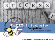 BEE THE BEST and SPELL SUCCESS!