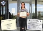 Διάκριση στον Πανελλήνιο Διαγωνισμό της Ένωσης Ελλήνων Φυσικών